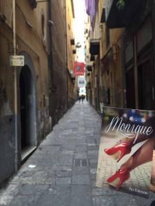 Monique on tour Permesso Di Soggiorno Part Two Caserta Naples