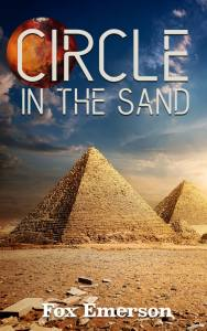 CIRCLE IN THE SAND Fox Emerson Book