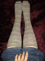 West Yorkshire Spinners Knee-socks