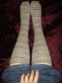 West Yorkshire Spinners Knee-socks