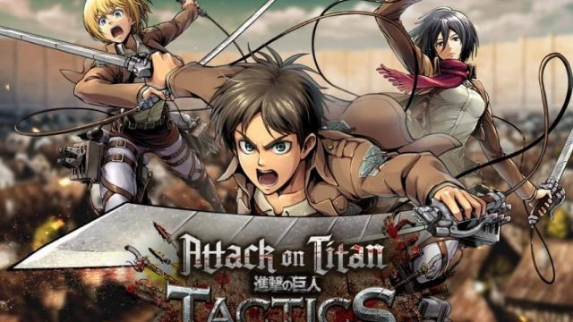 Attack on Titan season 4