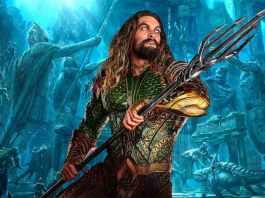 Aquaman 2 updates