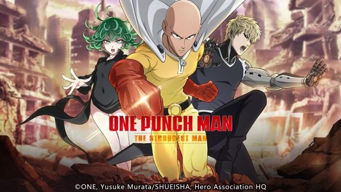 One punch man season 3 updates