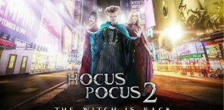 """Rich search results in Google when searched for """"Hocus Pocus 2"""""""