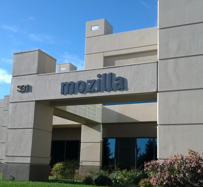 mozilla to lay off 250 people