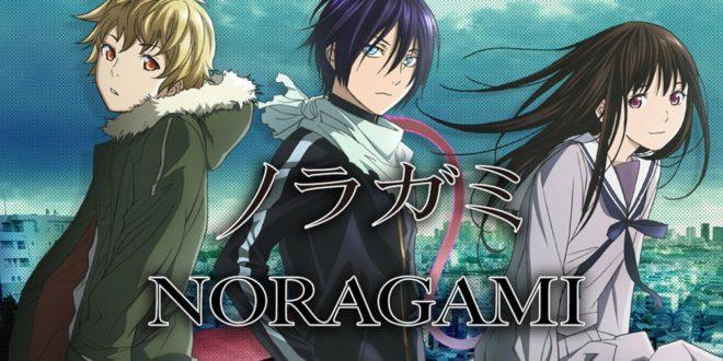 Noragami featured