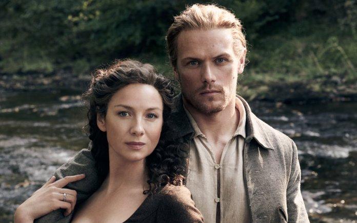 Outalnder season 6 Jamie and Calire