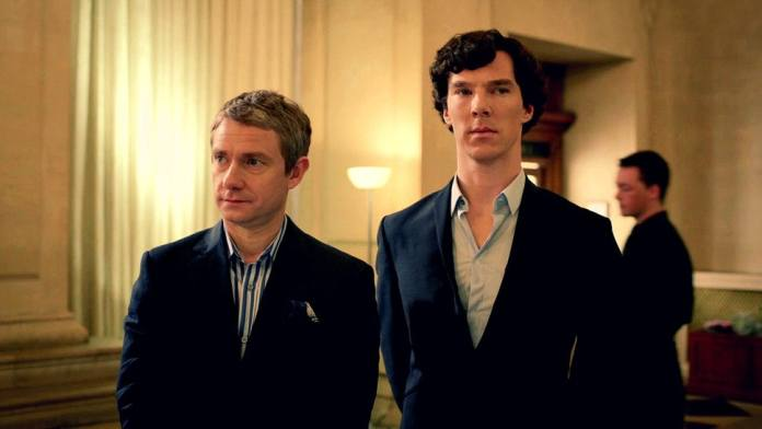 """Rich search results on Google when searched for """"Sherlock season 5"""""""