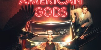 "Rich search results on Google when searched for ""American Gods"""