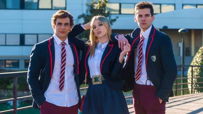 Elite Season 4 Cast - FoxExclusive.com