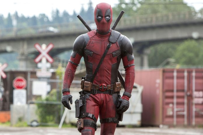 """Rich search results on Google when searched for """"Deadpool 3"""""""