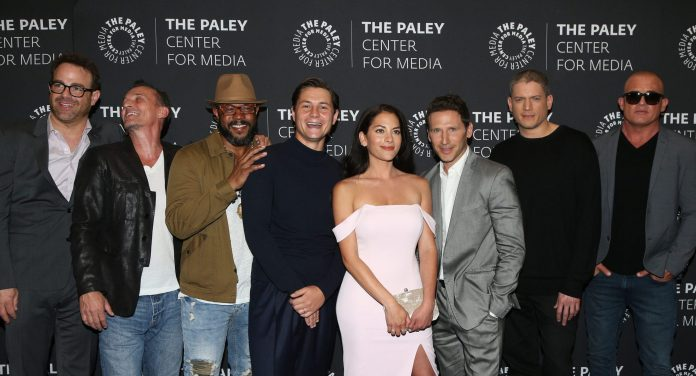 Prison Break Season 6 cast