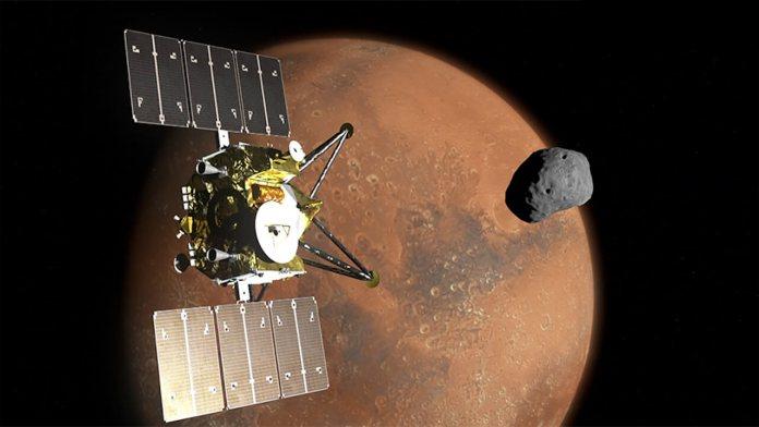 Mars in 8k resolution