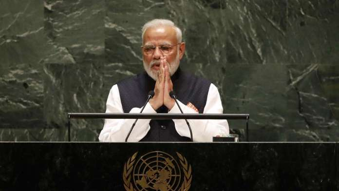 At The United Nations General Assembly, PM Modi will spell out India's priorities