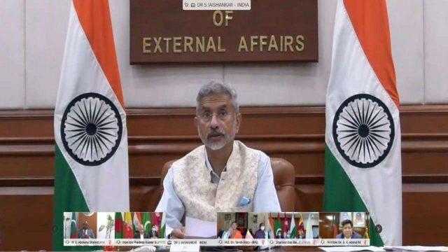 SAARC needs to address Cross-border terror: Jaishankar