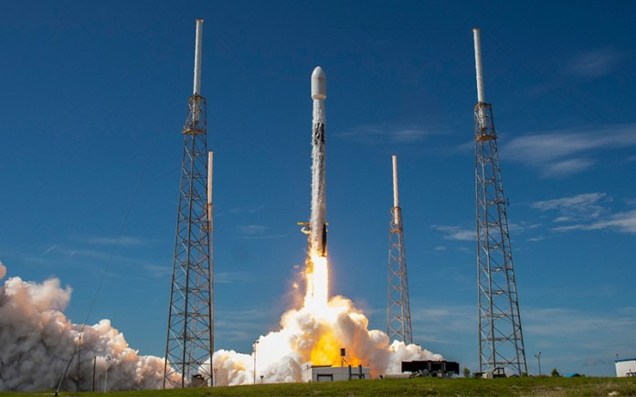 SpaceX wins NASA's IMAP mission