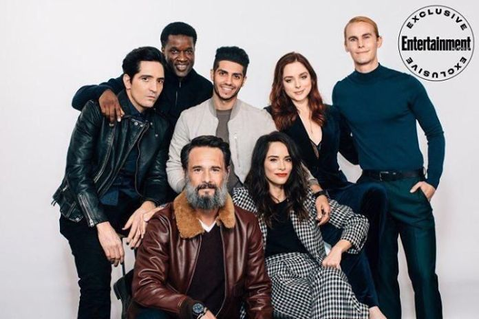 Reprisal season 2 on Hulu cast