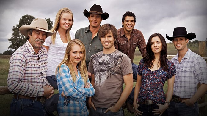 Heartland Season 14 cast