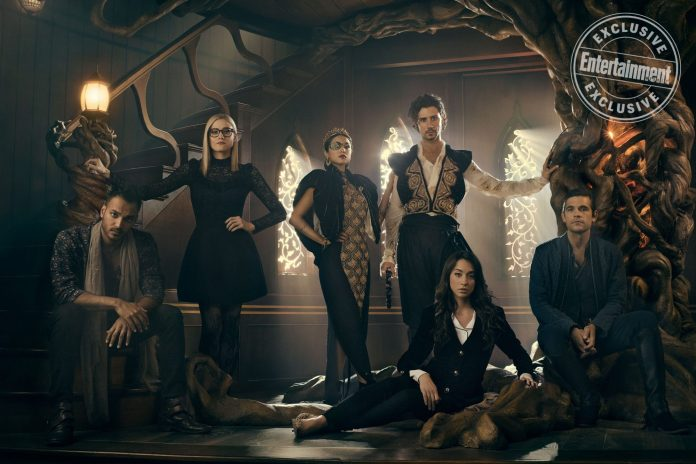 The Magicians Season 6 cast