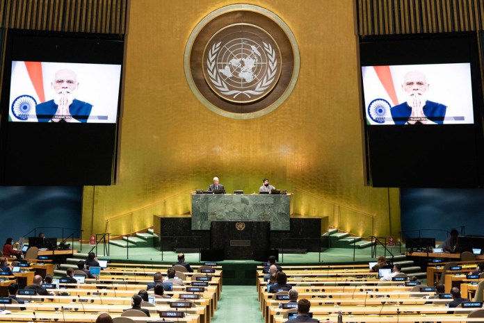 PM Modi says reform is the need of the hour at UNGA
