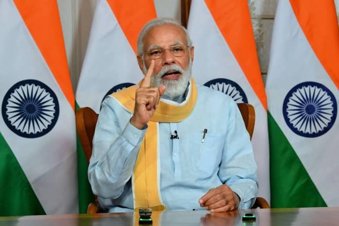 "PM Modi calls for ""reformed multilateralism"": UN"