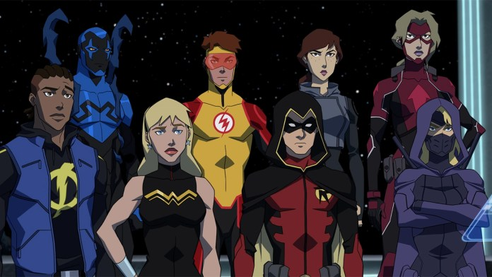 Young Justice Season 4 updates