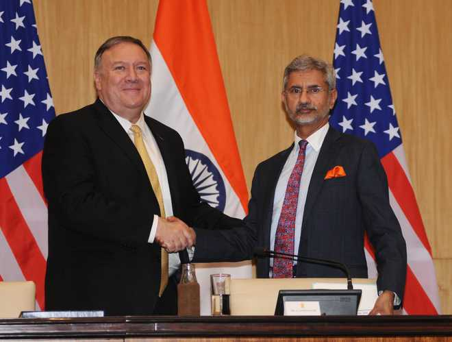 S Jaishankar and Mike Pompeo to meet at QUAD