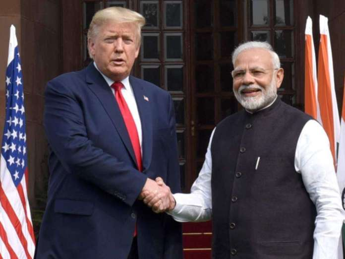 Indian-American supporters: Vote for Trump for maintaining good relations with India