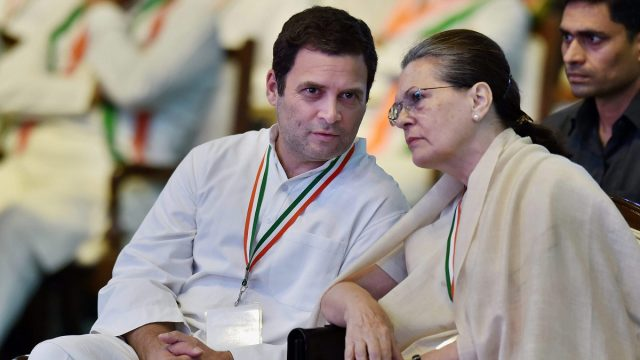 Congress selection of candidates in Bihar: Self-defeating strategy?