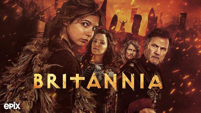 Britannia Season 3