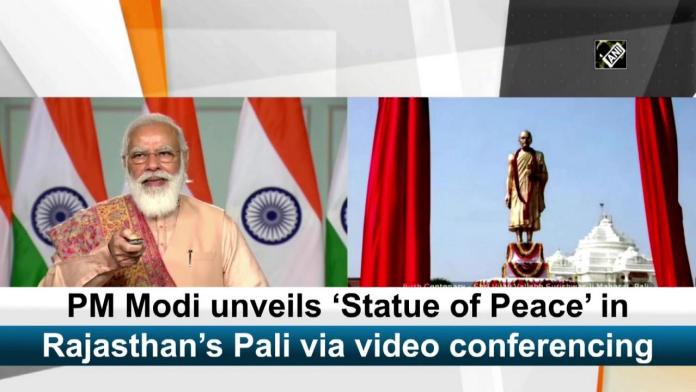 statue of peace featured