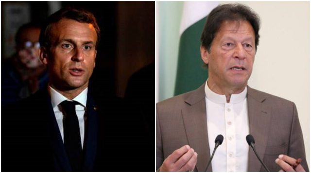 France asks Pakistan to rectify it's minister's insulting remark on the President