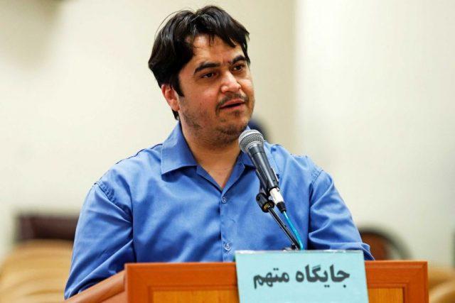 Iran executes dissident journalist Ruhollah Zam: State TV