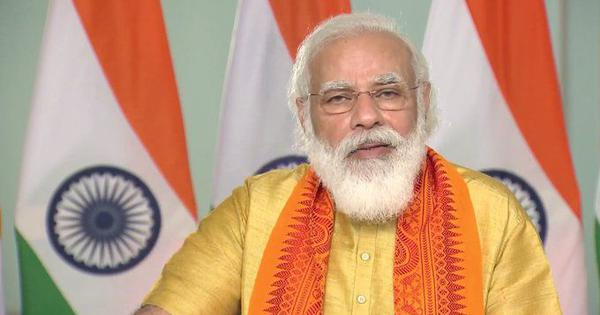 Indian PM Modi says new farm laws to benefit farmers