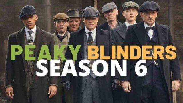 Peaky Blinder Season 6