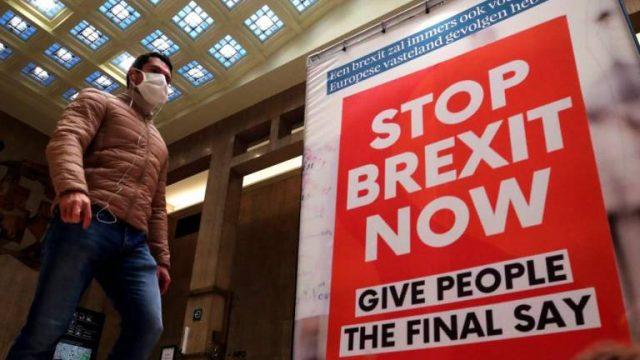Brexit deal: UK says chances are below 50% despite EU optimism