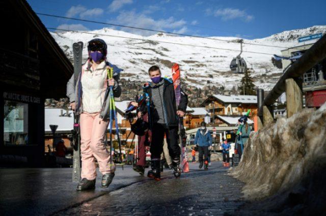 Ski resort Verbier: Hundreds of self-isolating Brits have vanished