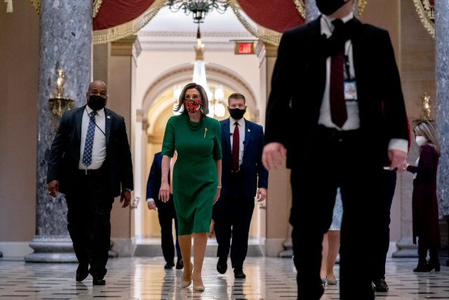 US Congress set to approve $900 billion stimulus package