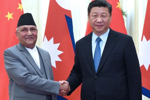 China rushes top-ranking CPC leader to Kathmandu to prevent split in Nepal Communist Party