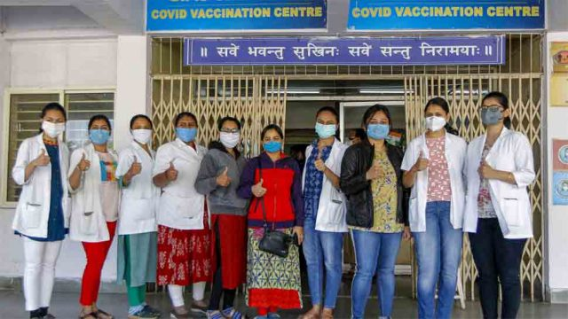Frontline Workers Vaccination from February: Centre to States