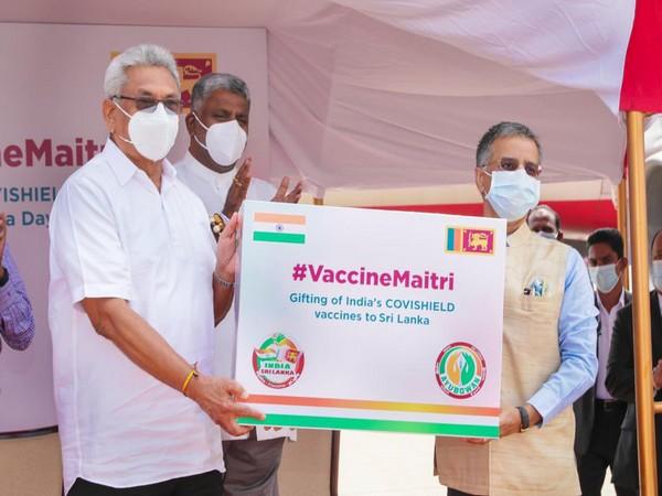 India sends 6 lakh COVID-19 vaccine doses to Sri Lanka and Bahrain
