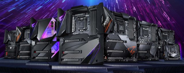 Gigabyte Z490 motherboards will now support 11th Gen Intel Core Processors