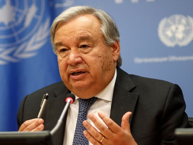UN Chief: India's vaccine production capacity is best asset world has today