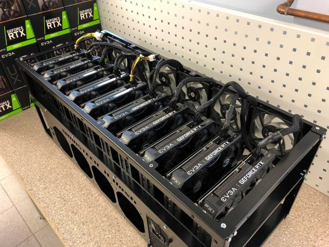 Iran: Excessive GPU mining farms caused power outages