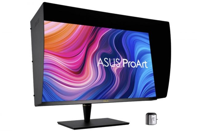 ProArt PA32UCX-PK by ASUS receives high praise from creative professionals