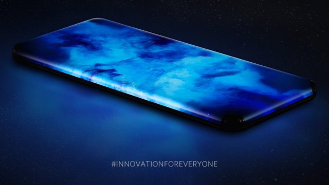 Xiaomi introduced world's first Quad-curved waterfall display concept smartphone