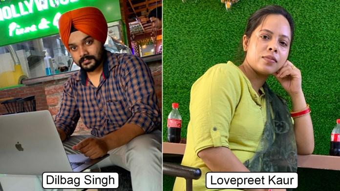 Dilbag Singh and Lovepreet Kaur
