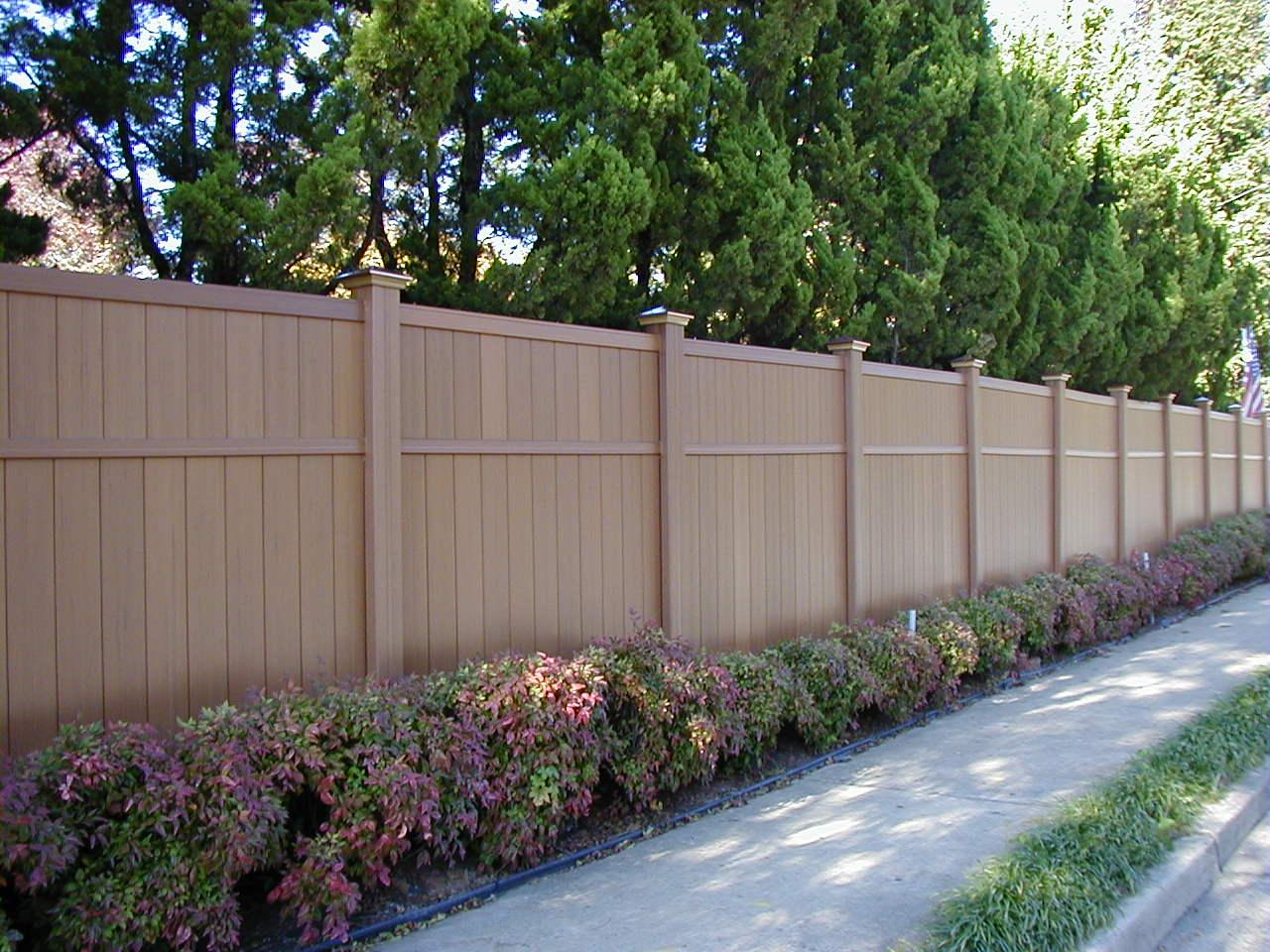 Gallery  PVC Fences  Fox Fence Company  Top Fencing