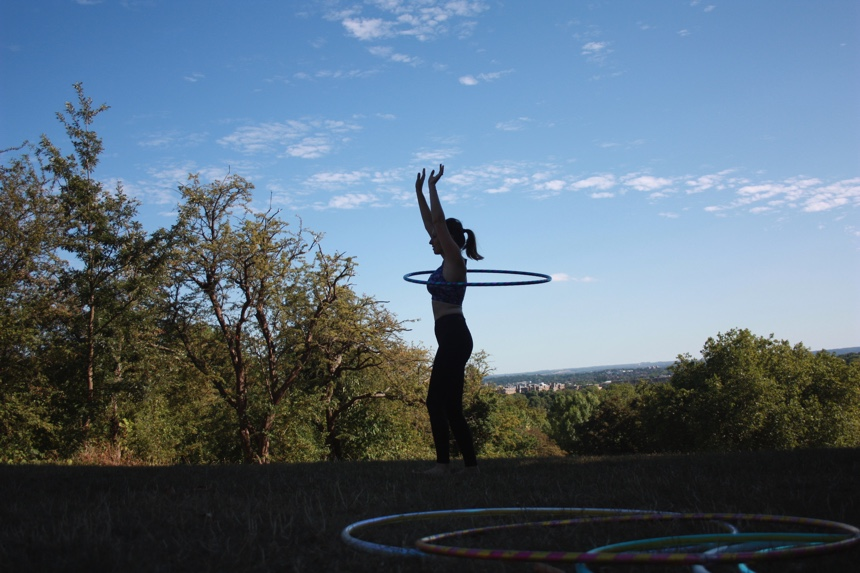 Hula Hoop Course for Beginners