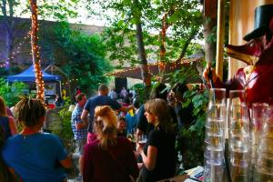 Fox & Firkin Garden Party